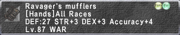Ravager's Mufflers description.png