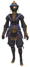 Blue Mage Relic Armor